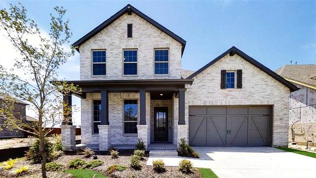 816 Harrington Lane, Celina, TX 75009 (MLS #14350421) :: Real Estate By Design
