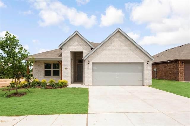 341 Paloma Street, Weatherford, TX 76087 (MLS #14350509) :: Team Tiller