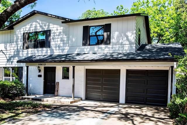 14412 Sunrose Lane, Farmers Branch, TX 75234 (MLS #14350586) :: HergGroup Dallas-Fort Worth
