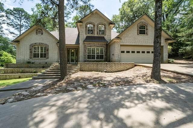 232 Lakewood Circle, Holly Lake Ranch, TX 75765 (MLS #14350714) :: The Kimberly Davis Group