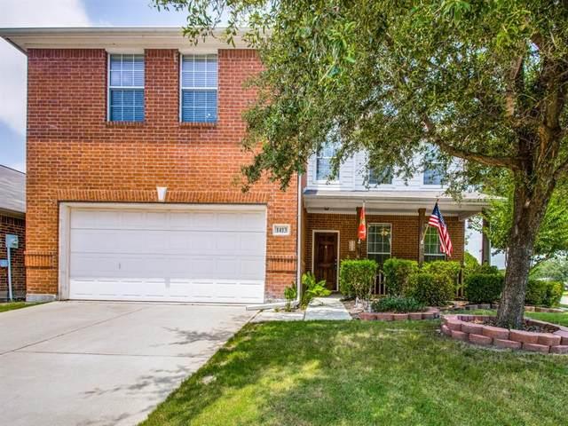 1413 Canvasback Drive, Aubrey, TX 76227 (MLS #14350968) :: The Kimberly Davis Group