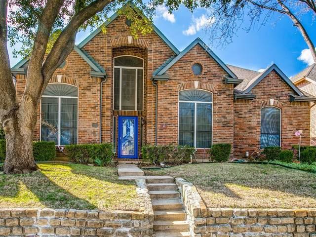 3613 Flagstone Drive, Carrollton, TX 75007 (MLS #14351225) :: Ann Carr Real Estate
