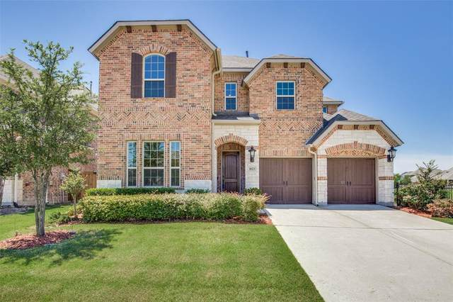 1023 Rolling Thunder Road, Frisco, TX 75036 (MLS #14351536) :: Real Estate By Design