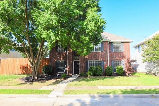 3806 Sage Drive, Mckinney, TX 75070 (MLS #14351563) :: All Cities USA Realty
