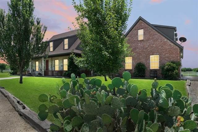 310 W Hinton, Tioga, TX 76271 (MLS #14351565) :: The Good Home Team