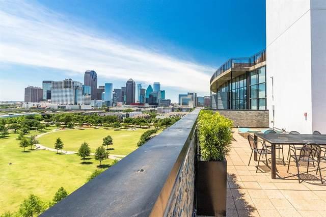 3110 Thomas Avenue #108, Dallas, TX 75204 (MLS #14351646) :: HergGroup Dallas-Fort Worth