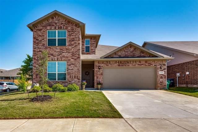 5528 Wharfside Place, Denton, TX 76208 (MLS #14351819) :: The Chad Smith Team