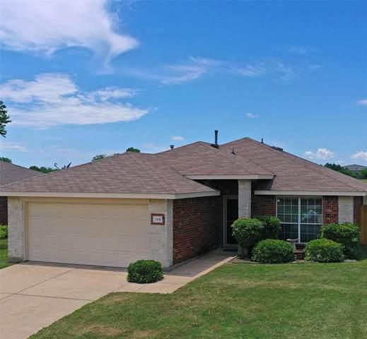 108 Stoney Creek Lane, Terrell, TX 75160 (MLS #14351918) :: The Heyl Group at Keller Williams