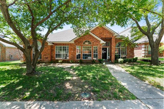 606 Heartland Drive, Allen, TX 75002 (MLS #14352040) :: Hargrove Realty Group