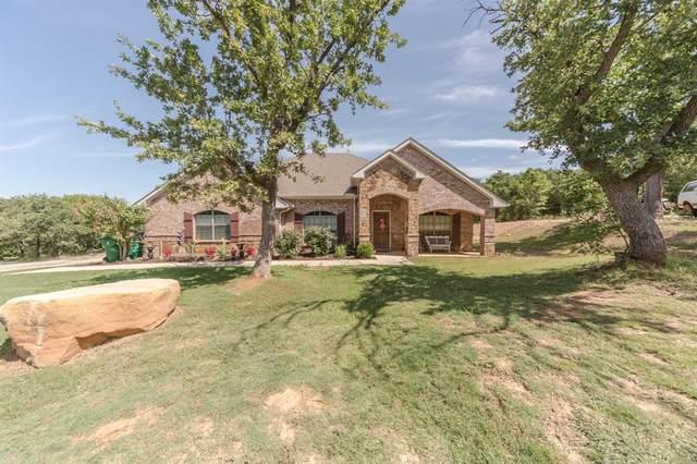 726 Haynie Drive, Runaway Bay, TX 76426 (MLS #14352182) :: Robbins Real Estate Group
