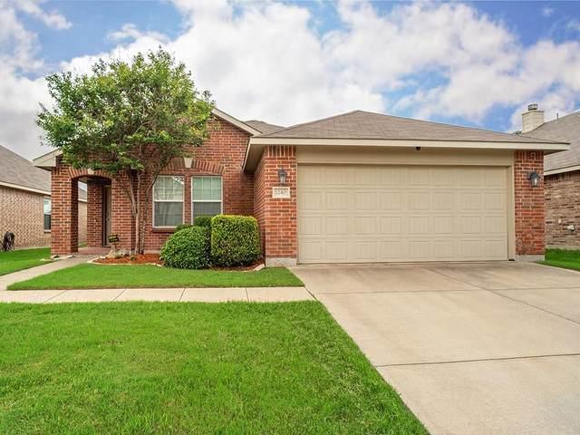 1240 Amazon Drive, Fort Worth, TX 76247 (MLS #14352195) :: Team Hodnett