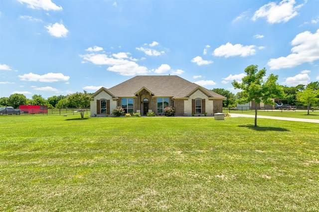 137 Atlee Drive, Weatherford, TX 76087 (MLS #14352336) :: The Daniel Team