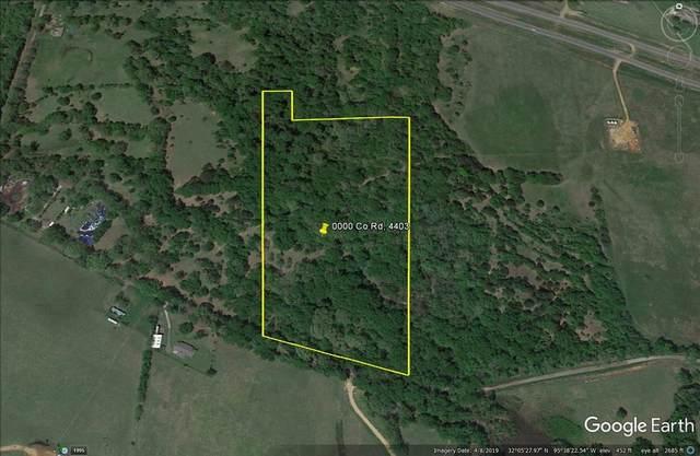 TBD County Road 4403, Larue, TX 75770 (MLS #14352430) :: Frankie Arthur Real Estate