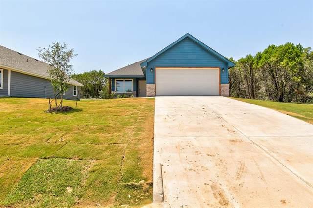 2808 San Gabriel Drive, Granbury, TX 76048 (MLS #14352572) :: Tenesha Lusk Realty Group