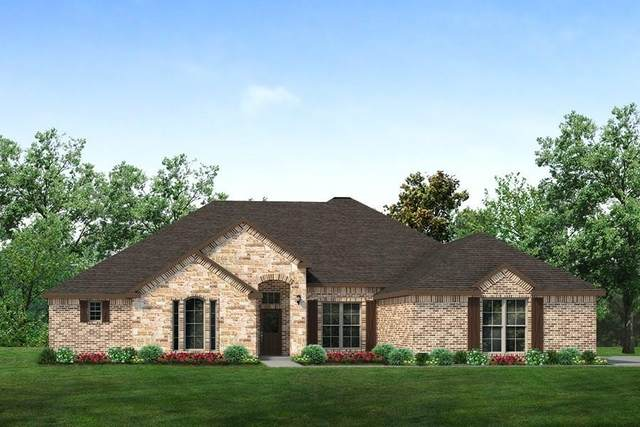 9820 County Road 466, Princeton, TX 75407 (MLS #14352610) :: The Hornburg Real Estate Group