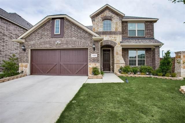 5562 Ura Drive, Mckinney, TX 75070 (MLS #14352735) :: Team Tiller