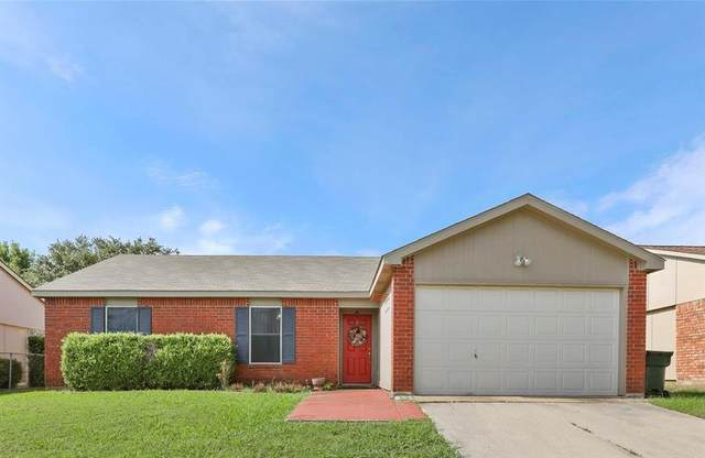 4925 Woodruff Drive, The Colony, TX 75056 (MLS #14352786) :: Team Tiller