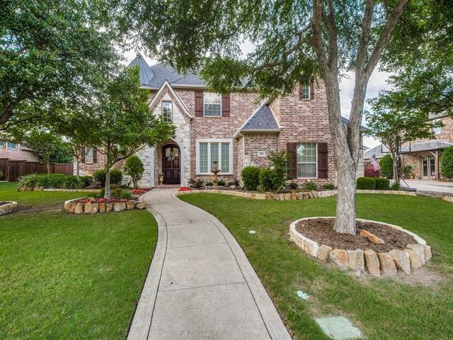 7402 Waterfall Drive, Mckinney, TX 75072 (MLS #14352976) :: All Cities USA Realty