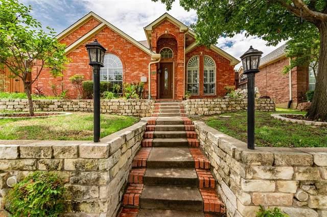 4656 Cherokee Path, Carrollton, TX 75010 (MLS #14352999) :: The Good Home Team