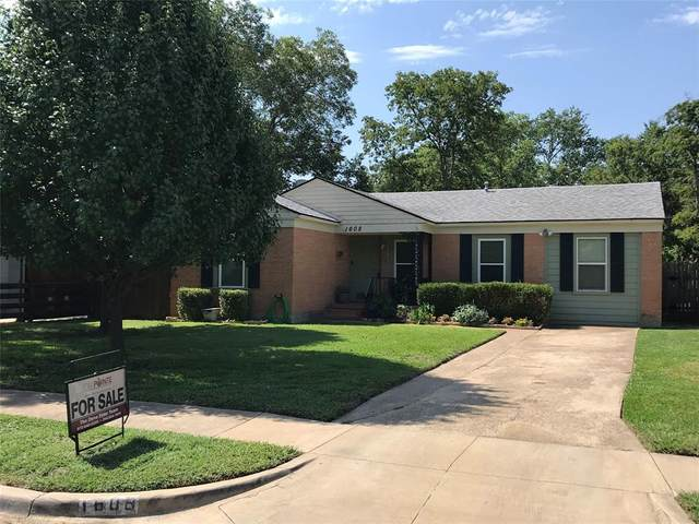1608 Thale Drive, Dallas, TX 75228 (MLS #14353405) :: The Heyl Group at Keller Williams
