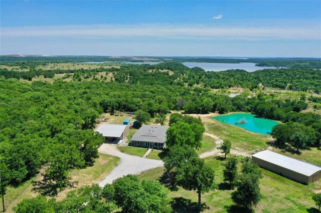 190 County Road 1753, Chico, TX 76431 (MLS #14353443) :: The Rhodes Team