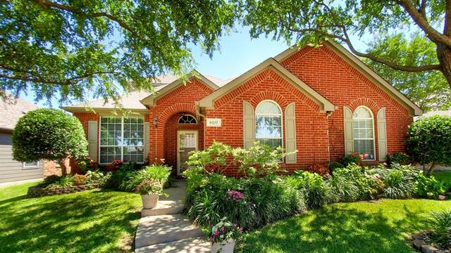 6017 Deer Run Drive, Mckinney, TX 75070 (MLS #14353499) :: The Tierny Jordan Network
