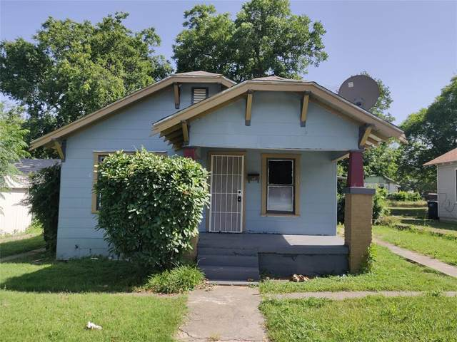 5733 Bonnell Avenue, Fort Worth, TX 76107 (MLS #14353753) :: The Mitchell Group