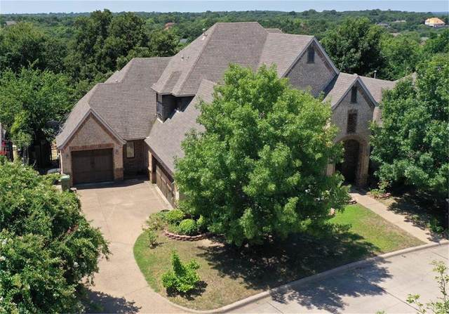 2006 Hill Country Court, Arlington, TX 76012 (MLS #14353774) :: Real Estate By Design