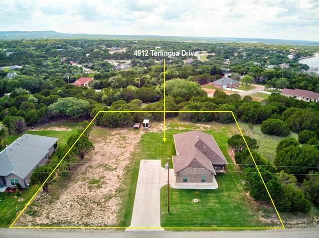 4912 Terlingua Drive, Granbury, TX 76048 (MLS #14353933) :: Real Estate By Design