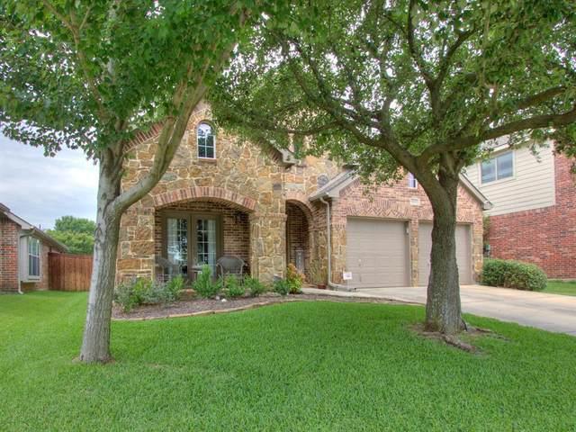 6905 Shoreview Drive, Grand Prairie, TX 75054 (MLS #14354118) :: The Kimberly Davis Group