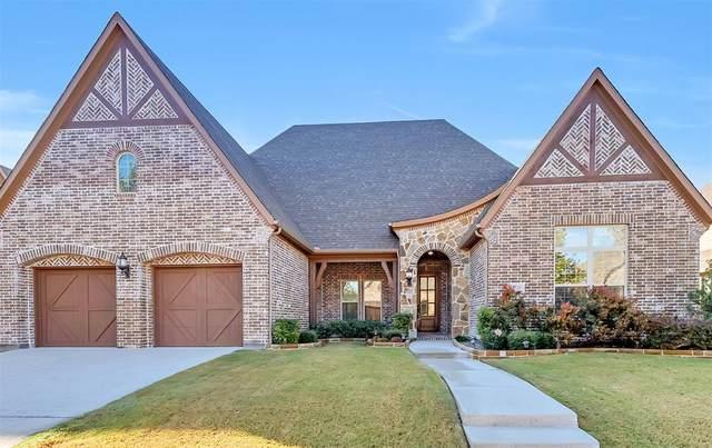 4270 Mesa Drive, Prosper, TX 75078 (MLS #14354474) :: The Kimberly Davis Group