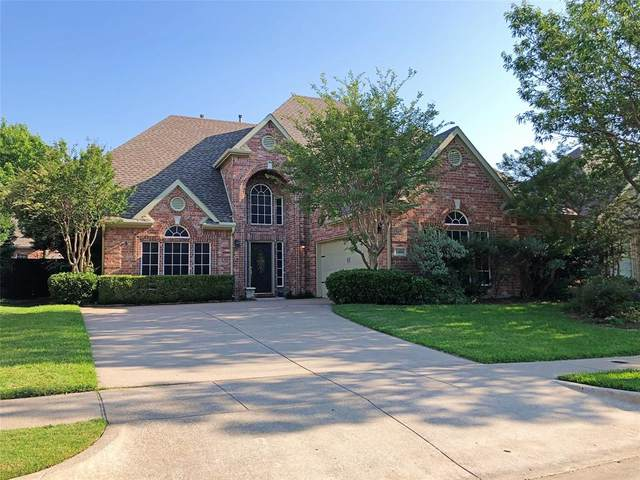 3404 Emerald Cove Drive, Flower Mound, TX 75022 (MLS #14355193) :: HergGroup Dallas-Fort Worth