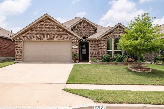 5921 Mackerel Drive, Fort Worth, TX 76179 (MLS #14355521) :: The Good Home Team