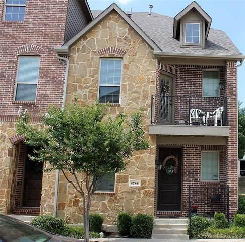 2785 Troutt Drive, Carrollton, TX 75010 (MLS #14356273) :: Frankie Arthur Real Estate