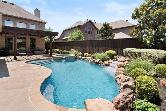 1020 Everglades Drive, Allen, TX 75013 (MLS #14356299) :: The Good Home Team