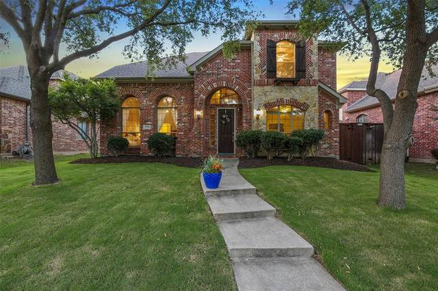 2772 Barnhill Lane, Frisco, TX 75034 (MLS #14356379) :: The Rhodes Team