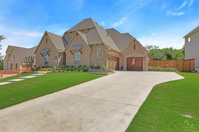 6213 Habersham Way, Mckinney, TX 75071 (MLS #14356419) :: The Rhodes Team