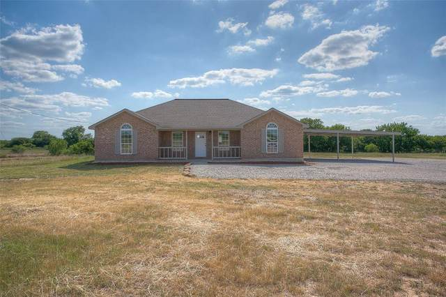 6752 S Fm 920, Bridgeport, TX 76426 (MLS #14356678) :: The Mauelshagen Group