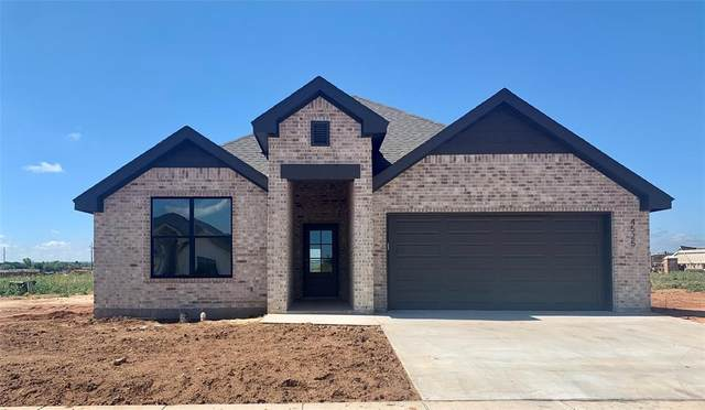 4525 Seals Lane, Abilene, TX 79606 (MLS #14356764) :: The Kimberly Davis Group
