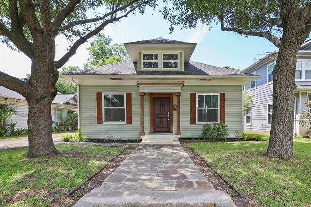 5440 Willis Avenue, Dallas, TX 75206 (MLS #14356780) :: Robbins Real Estate Group