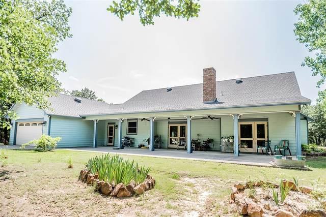 2209 Dixie School Road, Nocona, TX 76255 (MLS #14356998) :: The Welch Team