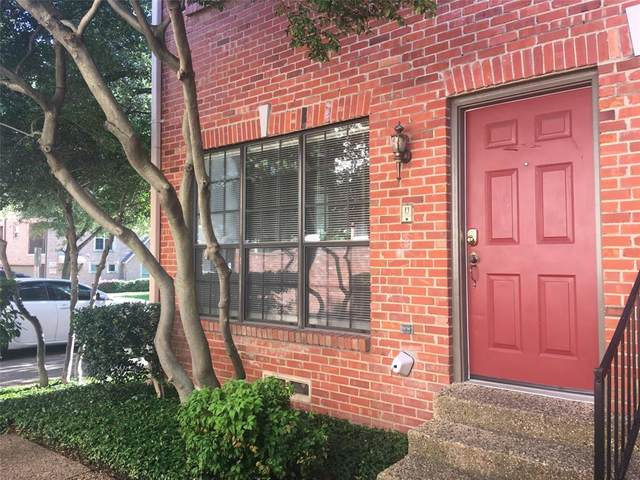 3416 Normandy Avenue A, University Park, TX 75205 (MLS #14357201) :: Results Property Group