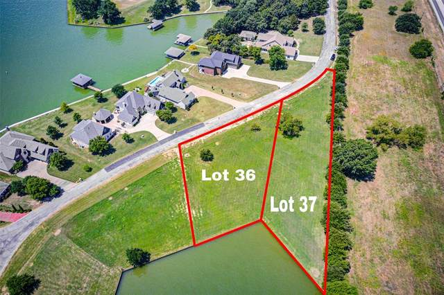 Lot 36 White Rock, Corsicana, TX 75109 (MLS #14357275) :: Frankie Arthur Real Estate