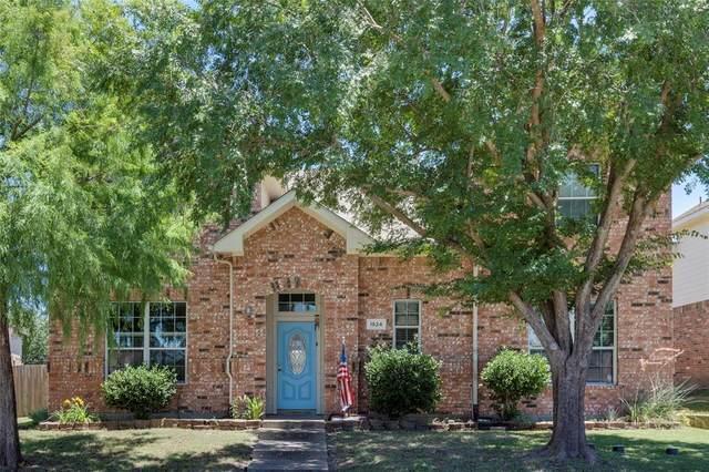 1524 Richfield Court, Rockwall, TX 75032 (MLS #14357640) :: The Welch Team