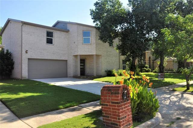 732 Teakwood Drive, Flower Mound, TX 75028 (MLS #14357883) :: Trinity Premier Properties