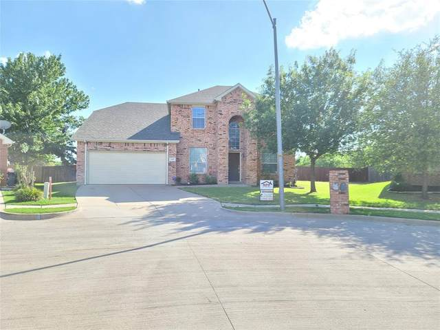 648 Swift Current Drive, Crowley, TX 76036 (MLS #14358673) :: The Heyl Group at Keller Williams