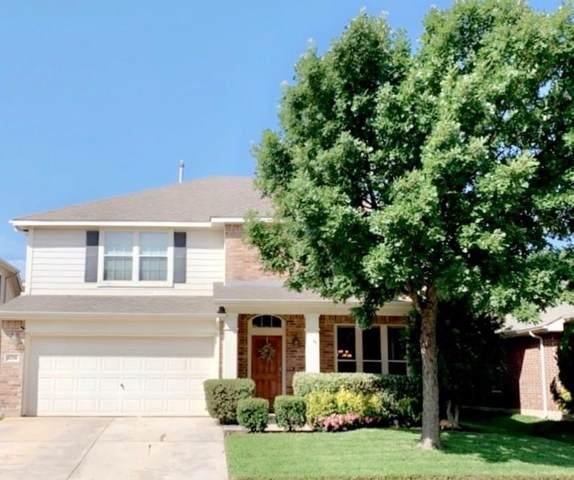 4216 Highgate Road, Fort Worth, TX 76244 (MLS #14358792) :: Tenesha Lusk Realty Group