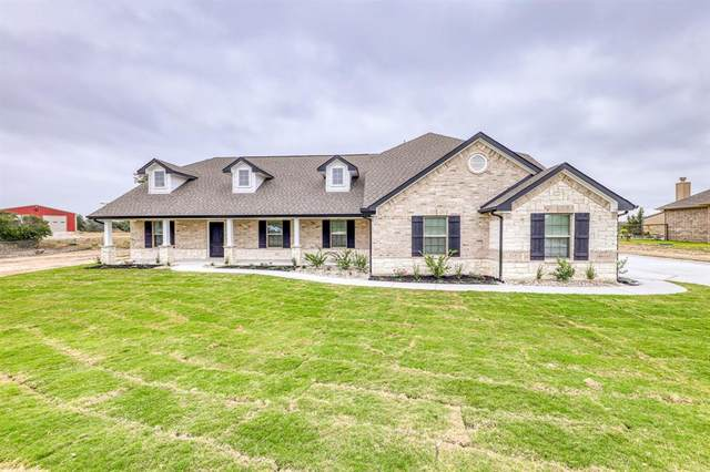 3511 Je Woody Road, Springtown, TX 76082 (MLS #14359167) :: The Paula Jones Team | RE/MAX of Abilene