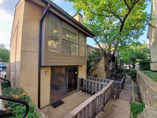 4601 N O Connor Road #1246, Irving, TX 75062 (MLS #14359584) :: The Mauelshagen Group