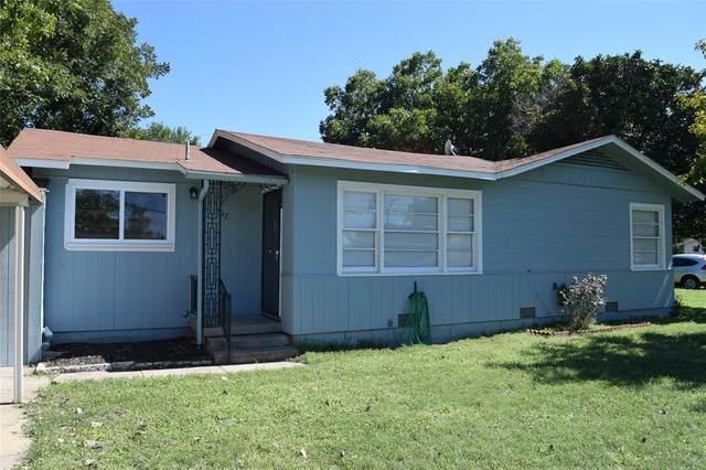 517 S Colorado Street, Whitney, TX 76692 (MLS #14359919) :: The Kimberly Davis Group